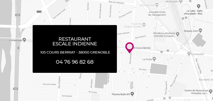 Restaurant à Grenoble